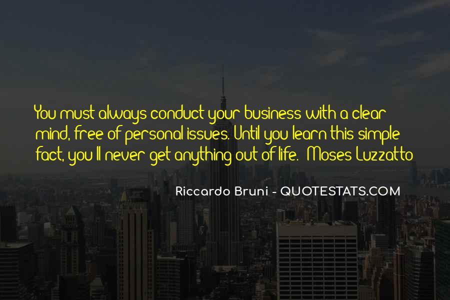 Riccardo Bruni Quotes #1179207