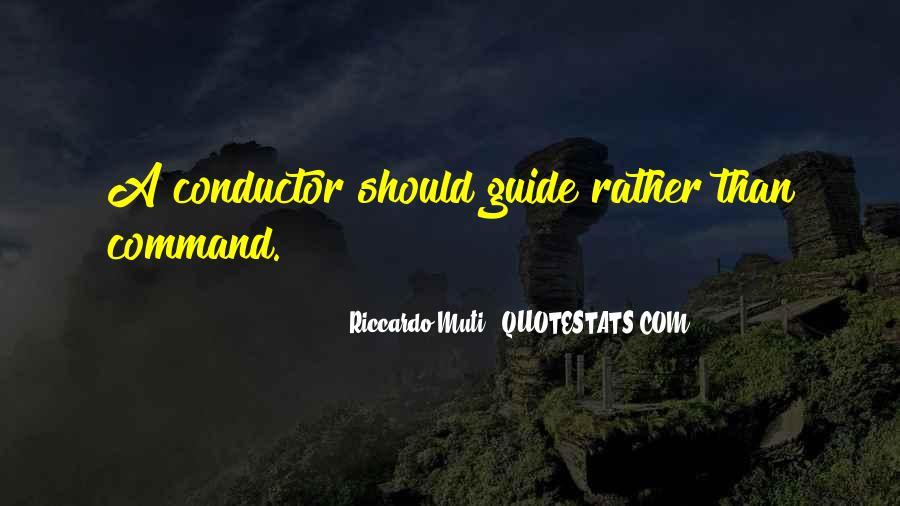 Riccardo Muti Quotes #1028899