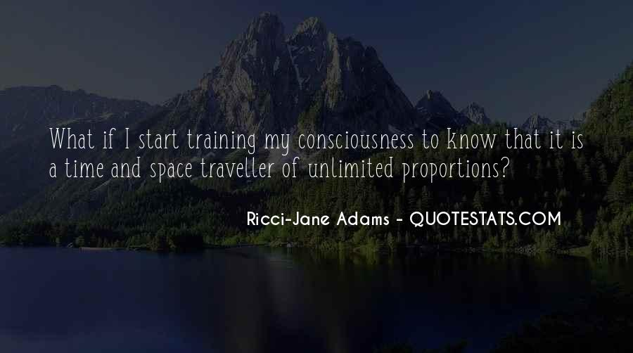 Ricci-Jane Adams Quotes #930970