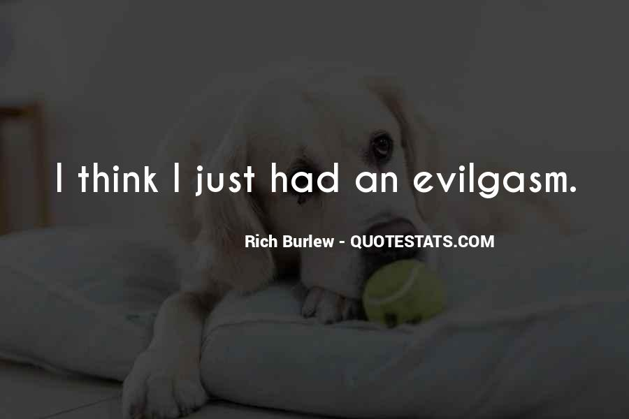 Rich Burlew Quotes #1449207