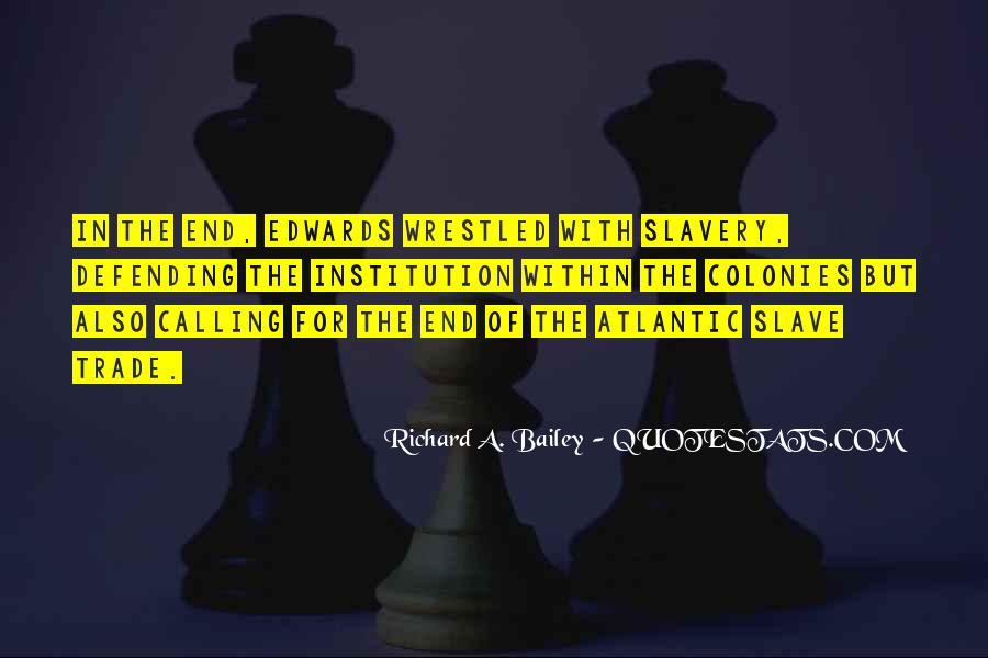 Richard A. Bailey Quotes #960894