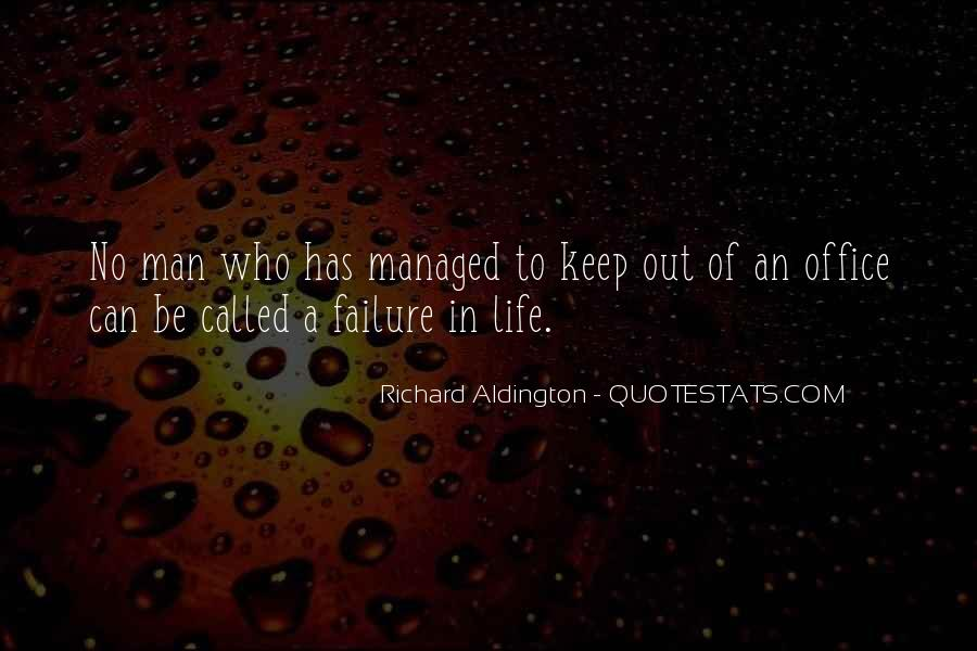 Richard Aldington Quotes #1077997