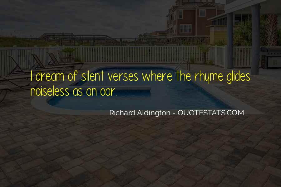 Richard Aldington Quotes #1588154