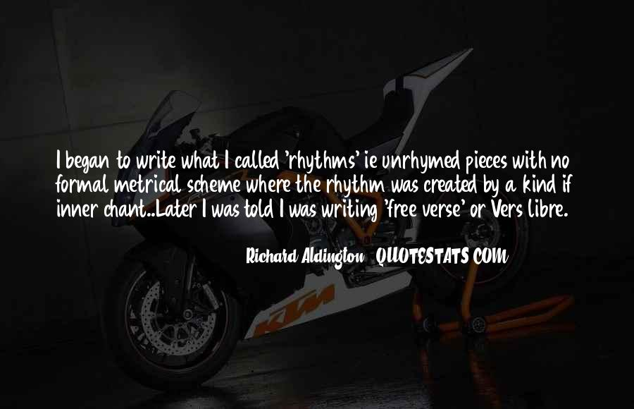 Richard Aldington Quotes #364265