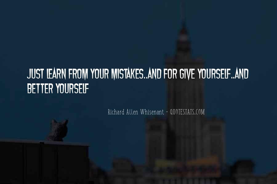 Richard Allen Whisenant Quotes #1164308