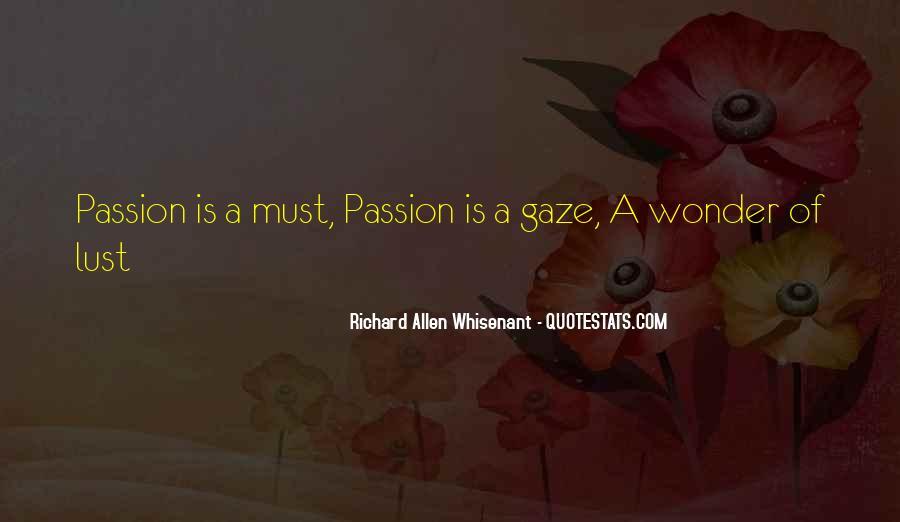 Richard Allen Whisenant Quotes #1413995