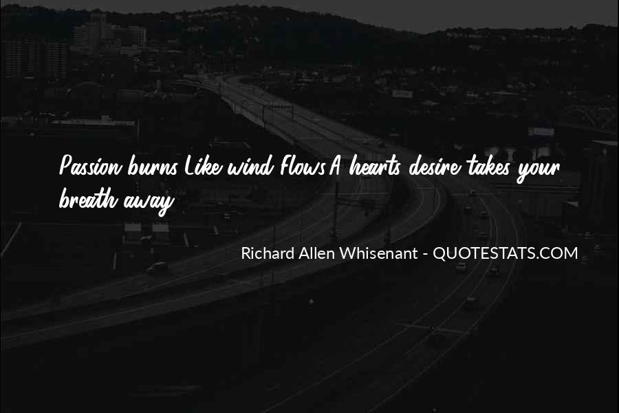 Richard Allen Whisenant Quotes #86138