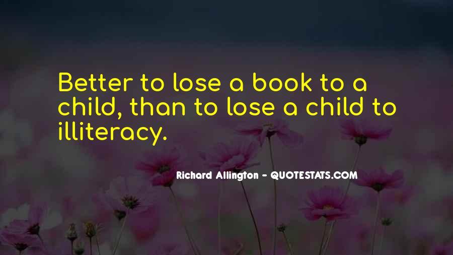 Richard Allington Quotes #1672155