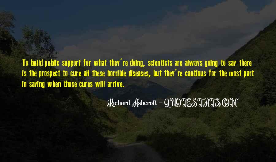 Richard Ashcroft Quotes #1602047
