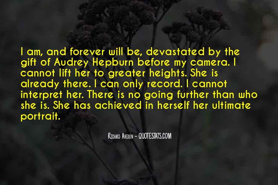 Richard Avedon Quotes #1086396