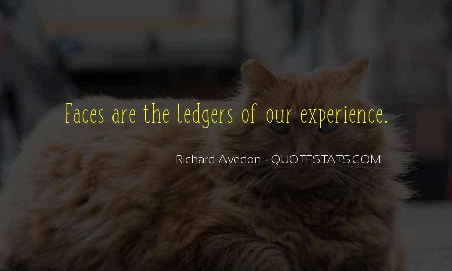 Richard Avedon Quotes #1354118