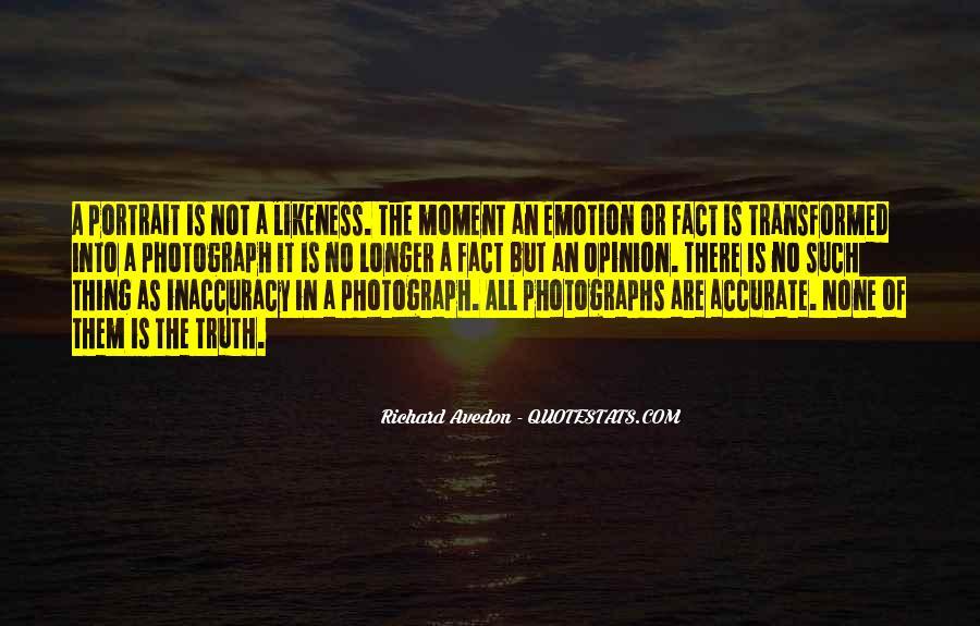 Richard Avedon Quotes #1591960