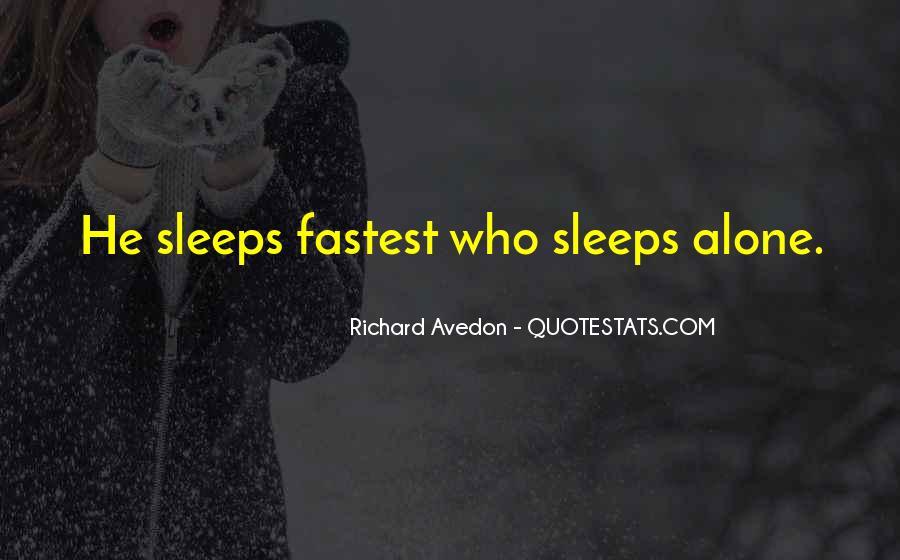 Richard Avedon Quotes #1751954