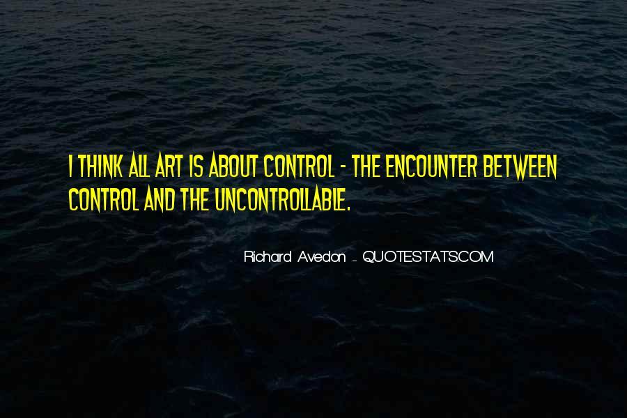 Richard Avedon Quotes #1876662