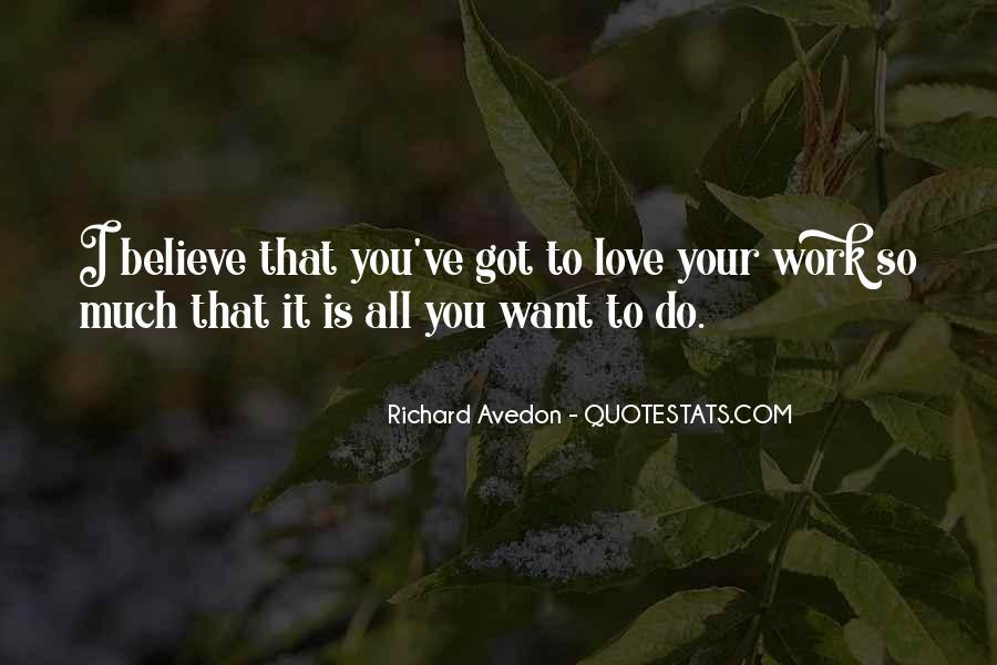 Richard Avedon Quotes #234025