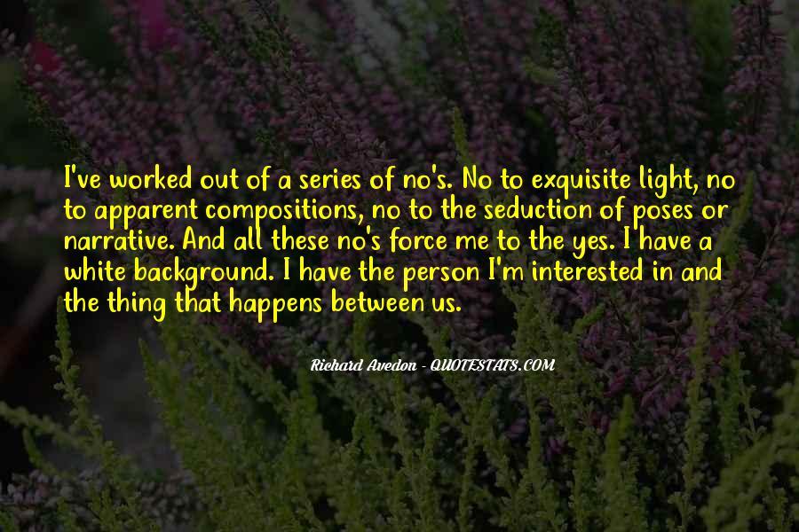 Richard Avedon Quotes #272294