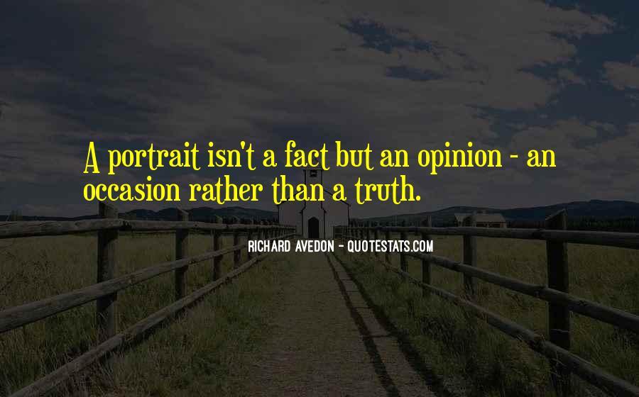 Richard Avedon Quotes #27674