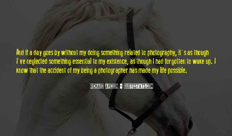 Richard Avedon Quotes #31498