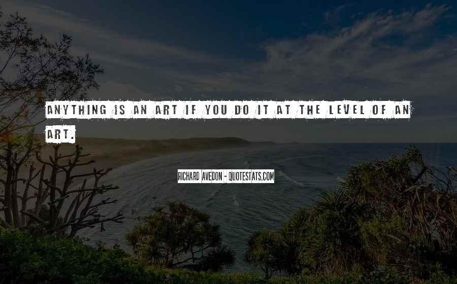 Richard Avedon Quotes #43921