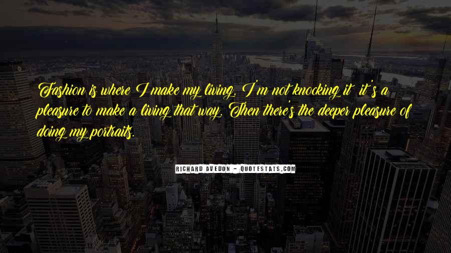 Richard Avedon Quotes #510980
