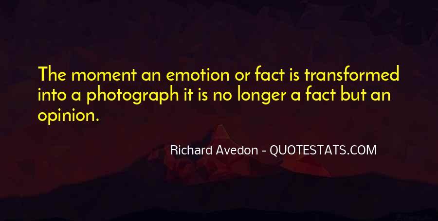 Richard Avedon Quotes #51758