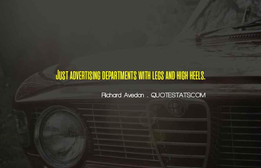 Richard Avedon Quotes #617962