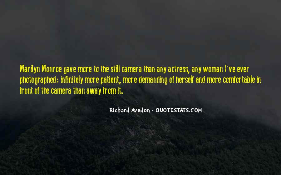 Richard Avedon Quotes #953054