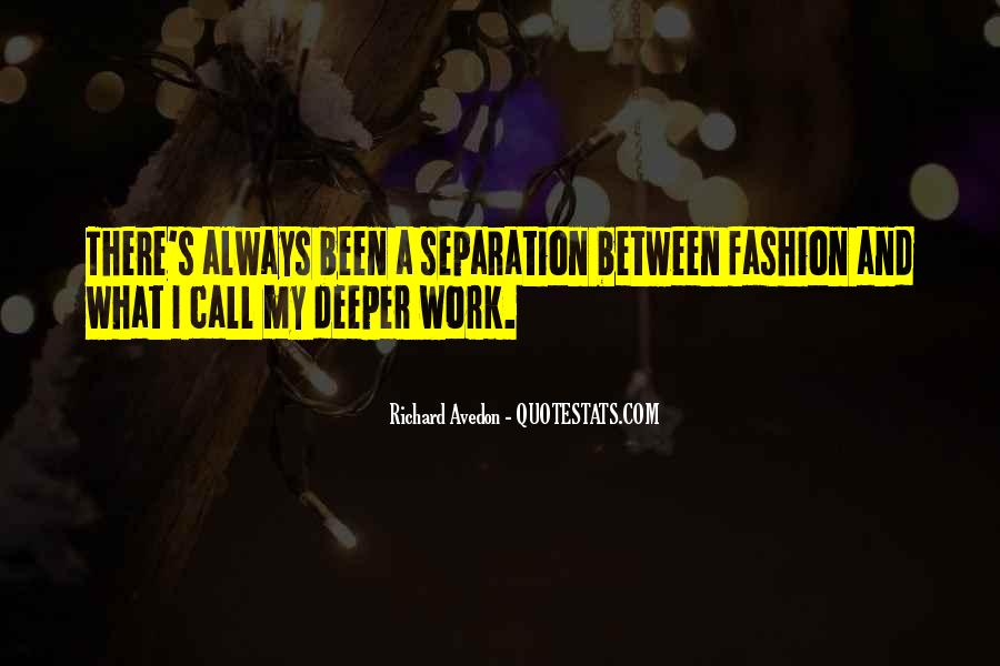 Richard Avedon Quotes #967786