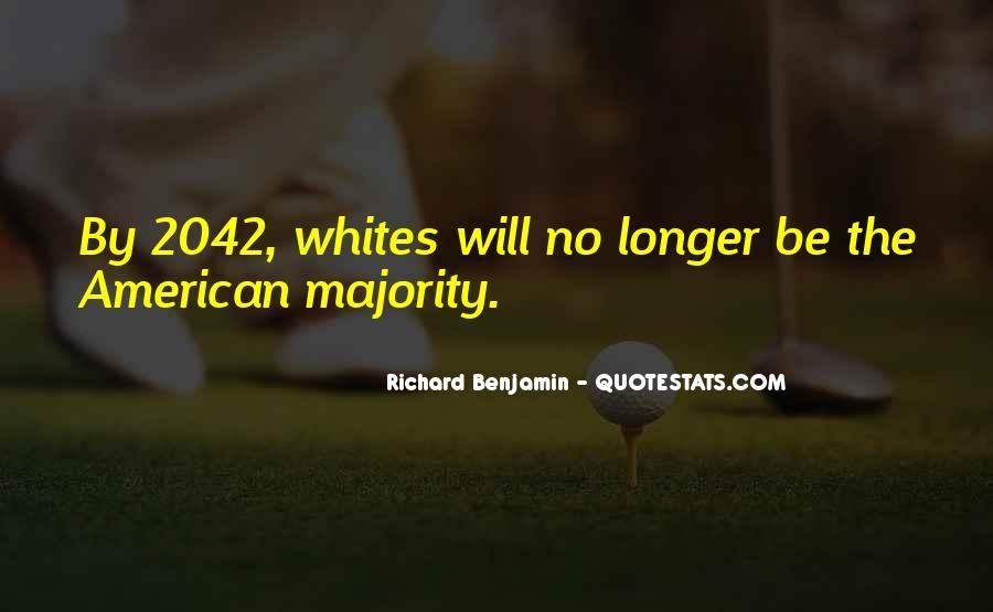 Richard Benjamin Quotes #1345927