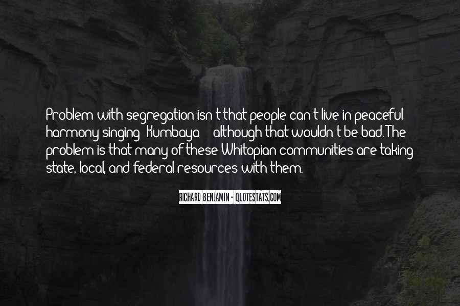Richard Benjamin Quotes #670948