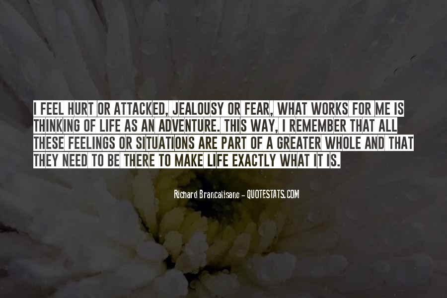 Richard Brancatisano Quotes #101775