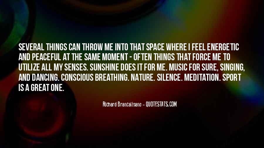 Richard Brancatisano Quotes #517279