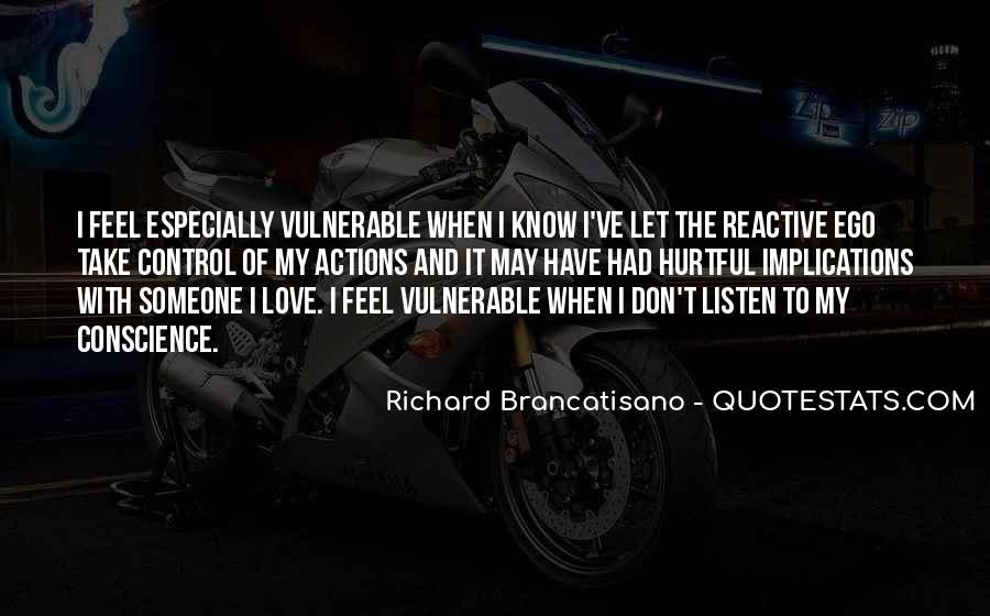 Richard Brancatisano Quotes #579905