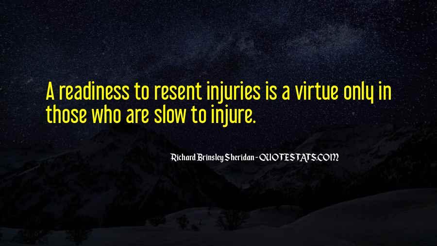 Richard Brinsley Sheridan Quotes #1039880