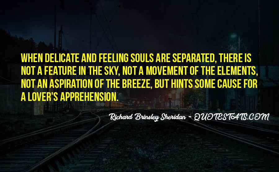 Richard Brinsley Sheridan Quotes #1144372