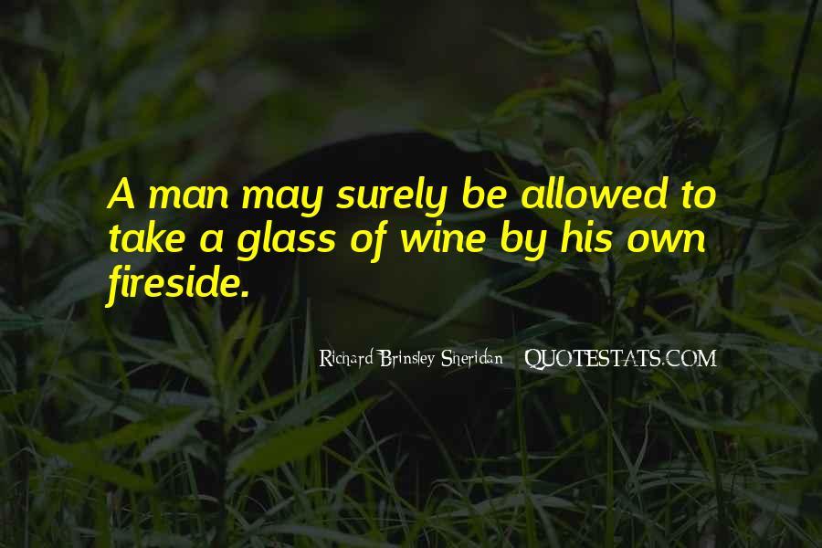 Richard Brinsley Sheridan Quotes #1187552