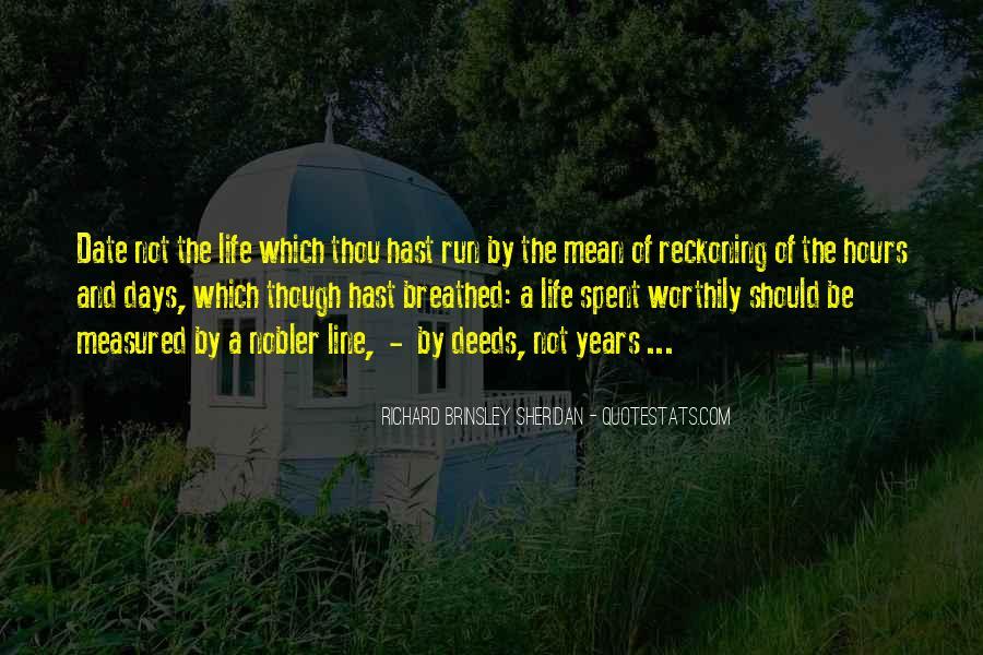 Richard Brinsley Sheridan Quotes #1239056
