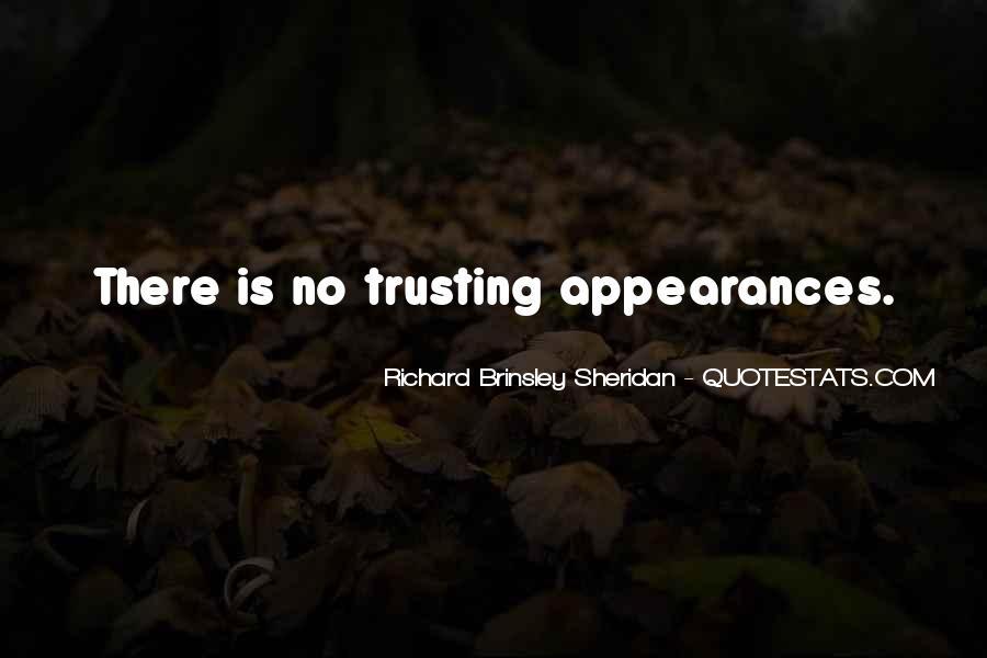 Richard Brinsley Sheridan Quotes #128651