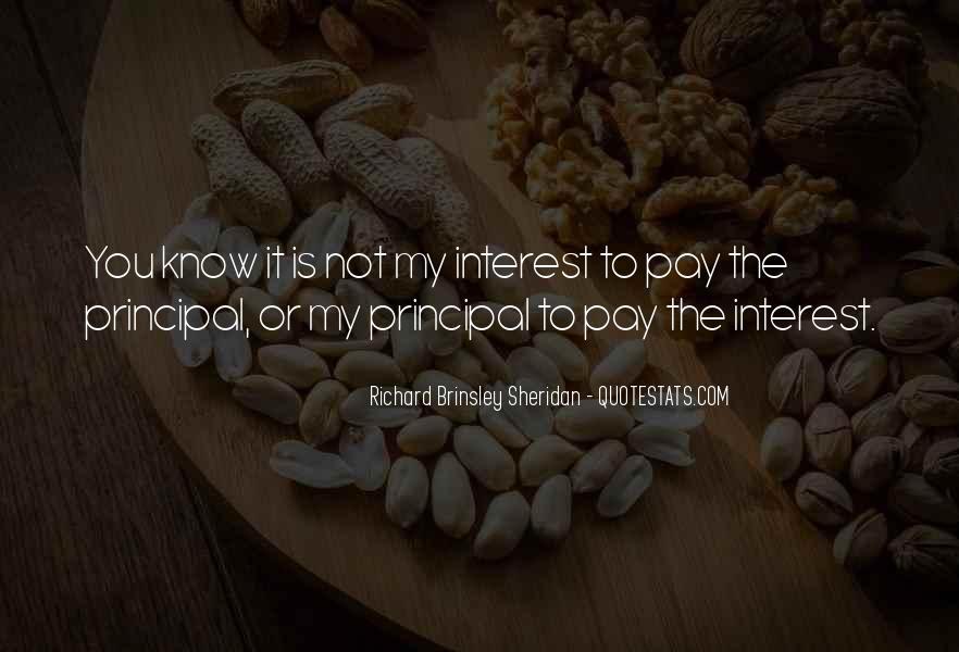 Richard Brinsley Sheridan Quotes #1370327