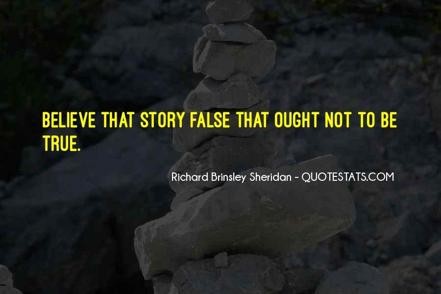 Richard Brinsley Sheridan Quotes #1515034