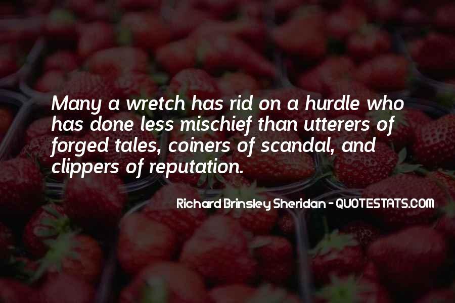 Richard Brinsley Sheridan Quotes #1715795
