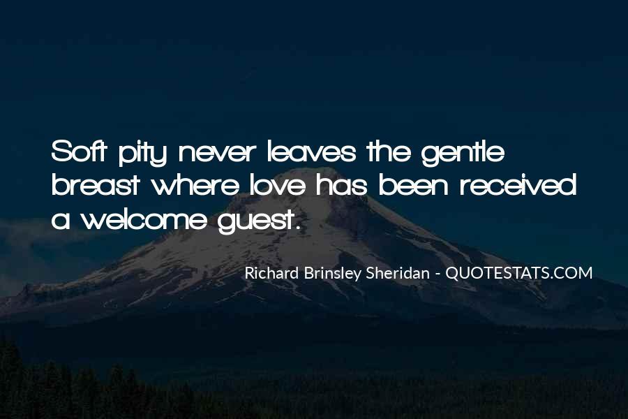 Richard Brinsley Sheridan Quotes #236827
