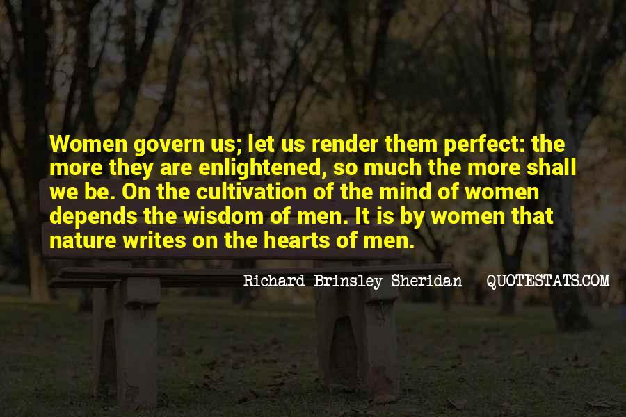 Richard Brinsley Sheridan Quotes #280448