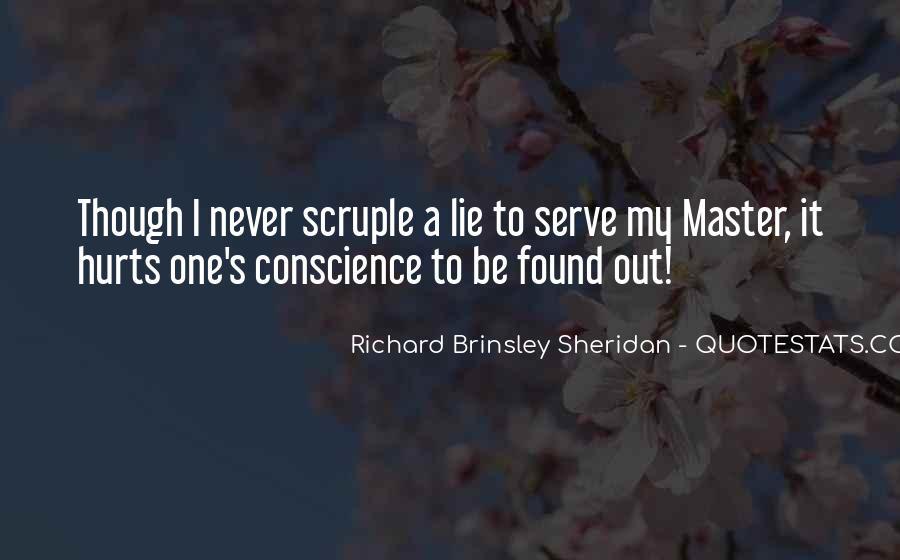 Richard Brinsley Sheridan Quotes #433927