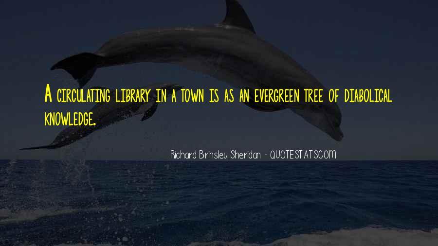 Richard Brinsley Sheridan Quotes #498842