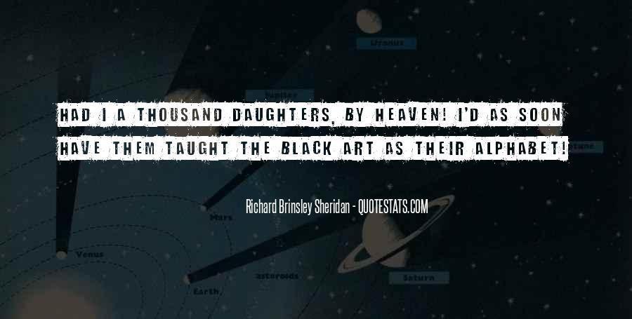 Richard Brinsley Sheridan Quotes #5547