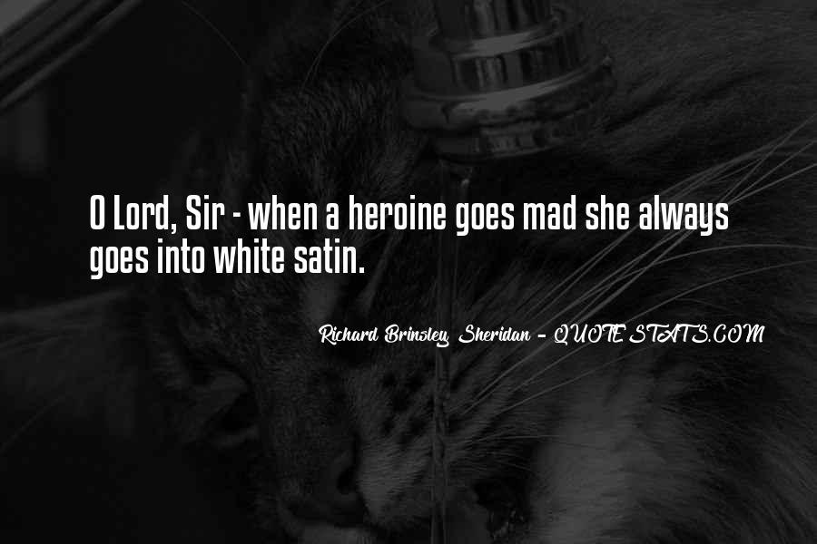 Richard Brinsley Sheridan Quotes #763815