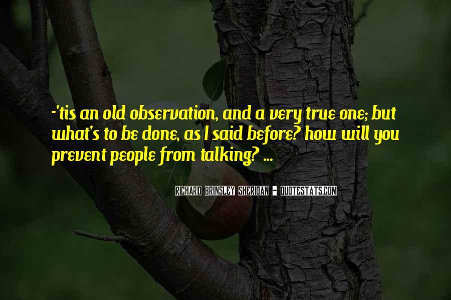 Richard Brinsley Sheridan Quotes #775820