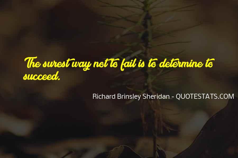 Richard Brinsley Sheridan Quotes #78638