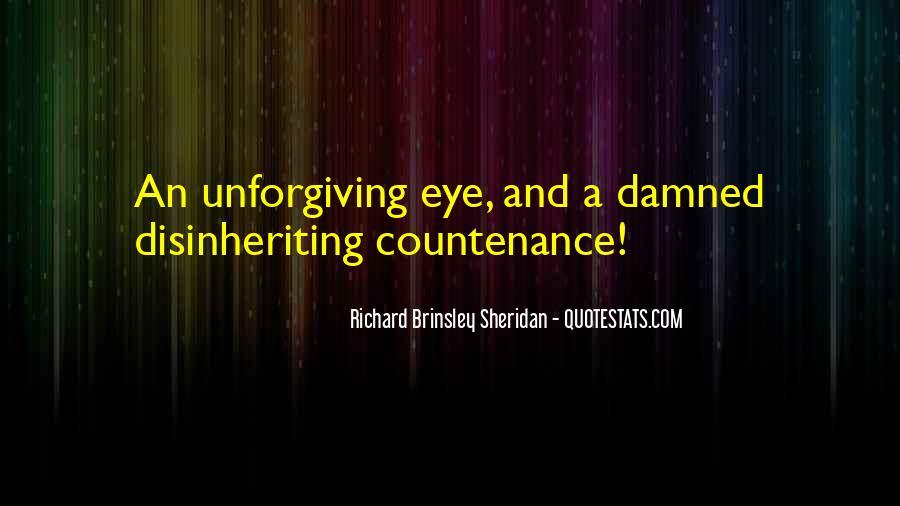 Richard Brinsley Sheridan Quotes #797064